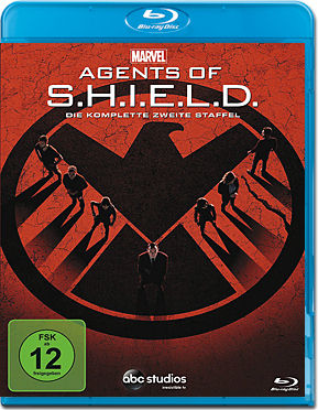 Agents of S.H.I.E.L.D.: Staffel 2 Box Blu-ray (5 Discs)