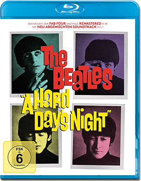 A Hard Day's Night Blu-ray