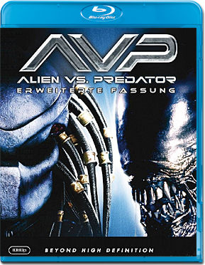 Alien vs. Predator Blu-ray