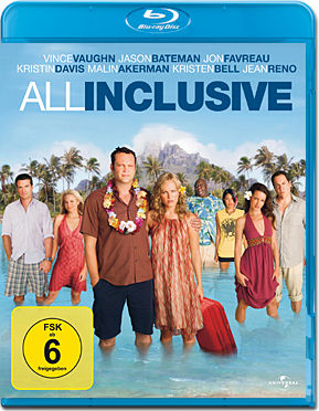 All Inclusive Blu-ray