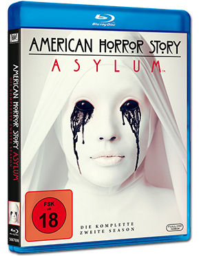 American Horror Story: Staffel 2 Box Blu-ray (3 Discs)