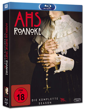 American Horror Story: Staffel 6 Box Blu-ray (3 DVDs)