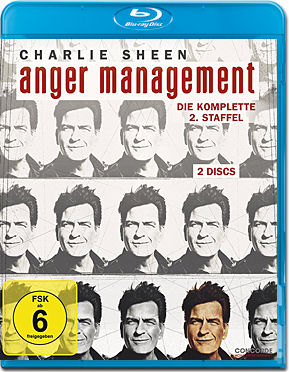 Anger Management: Staffel 2 Box Blu-ray (2 Discs)