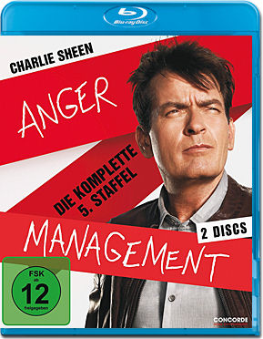 Anger Management: Staffel 5 Box Blu-ray (2 Discs)