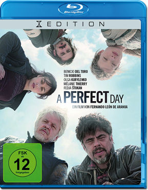 A Perfect Day Blu-ray