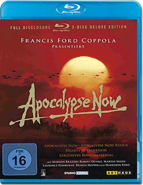 Apocalypse Now - Redux Blu-ray