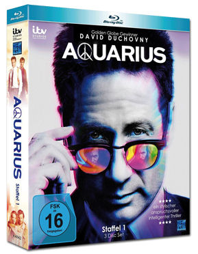 Aquarius: Staffel 1 Box Blu-ray (3 Discs)