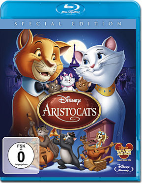 Aristocats - Special Edition Blu-ray
