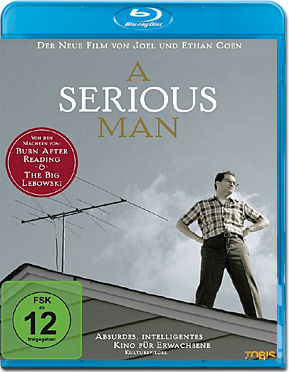 A Serious Man Blu-ray