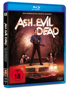 Ash vs Evil Dead: Staffel 1 Box Blu-ray (2 Discs)
