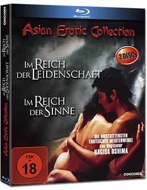 Asian Erotic Collection Blu-ray (2 Discs)