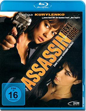 The Assassin Next Door Blu-ray
