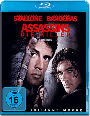 Assassins: Die Killer Blu-ray