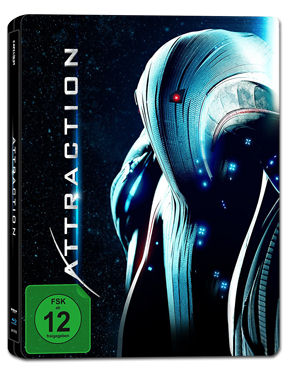 Attraction - Steelbook Edition Blu-ray (2 Discs)