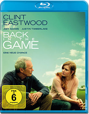 Back in the Game Blu-ray