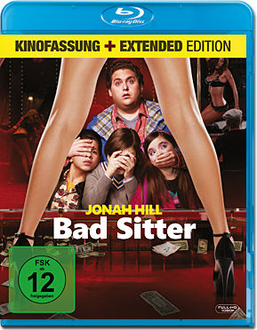 Bad Sitter - Extended Edition Blu-ray