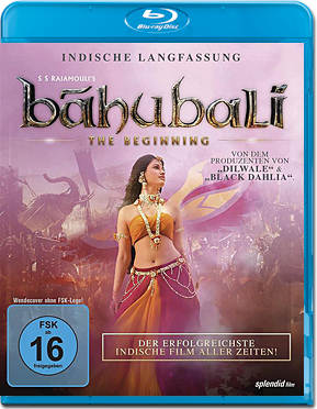 Bahubali: The Beginning Blu-ray