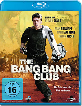 The Bang Bang Club Blu-ray
