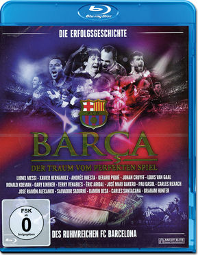 Barca Dreams Blu-ray