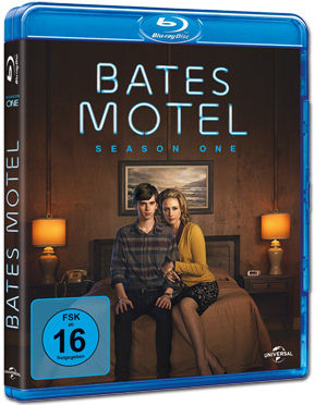 Bates Motel: Staffel 1 Box Blu-ray (2 Discs)