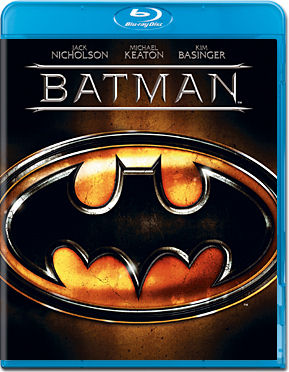 Batman Blu-ray