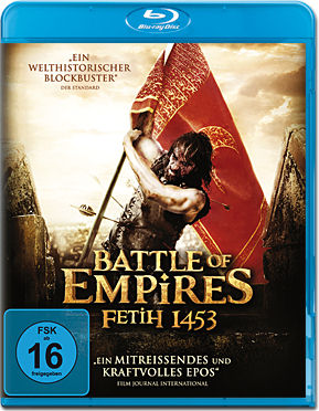 Battle of Empires: Fetih 1453 Blu-ray