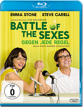 Battle of the Sexes - Gegen jede Regel Blu-ray