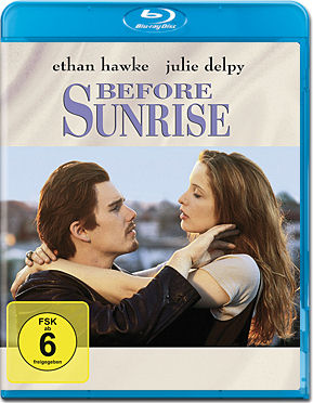 Before Sunrise Blu-ray