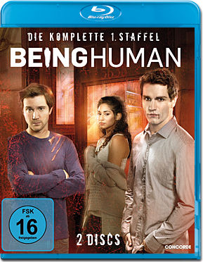 Being Human: Staffel 1 Box Blu-ray (2 Discs)