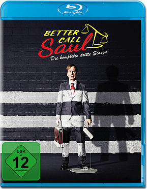 Better Call Saul: Staffel 3 Blu-ray (3 Discs)