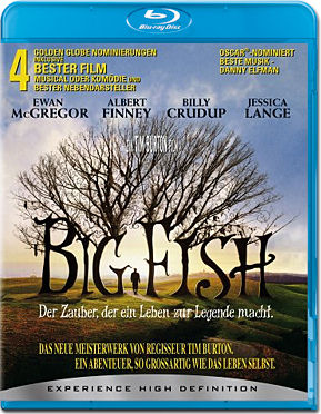 Big Fish Blu-ray