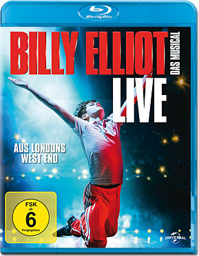 Billy Elliot: Das Musical Live Blu-ray
