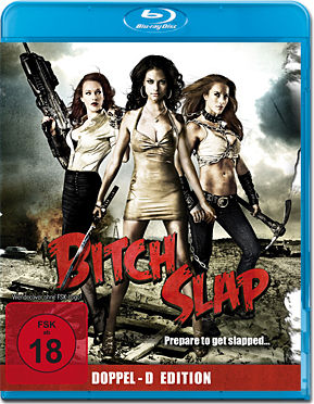 Bitch Slap - Doppel-D Edition Blu-ray