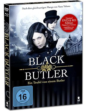 Black Butler - Special Edition Blu-ray (2 Discs)