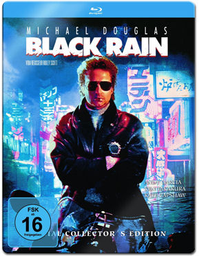 Black Rain - Special Collector's Edition Blu-ray
