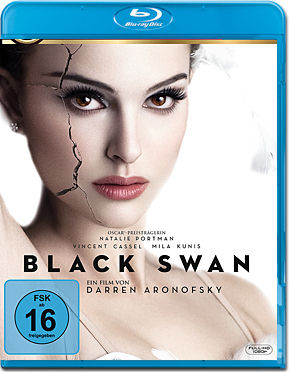 Black Swan Blu-ray (Blu-ray & DVD)