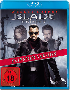 Blade 3: Trinity - Extended Version Blu-ray