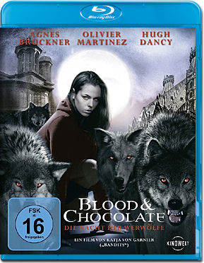 Blood & Chocolate Blu-ray