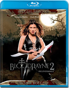 Bloodrayne 2: Deliverance - Special Edition Blu-ray