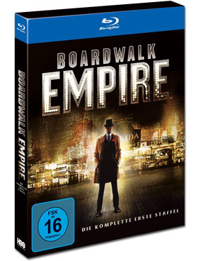 Boardwalk Empire: Staffel 1 Box Blu-ray (5 Discs)