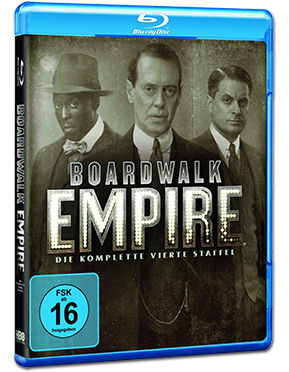 Boardwalk Empire: Staffel 4 Box Blu-ray (4 Discs)
