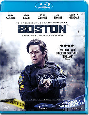Boston Blu-ray
