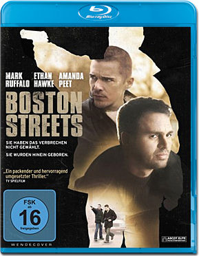 Boston Streets Blu-ray