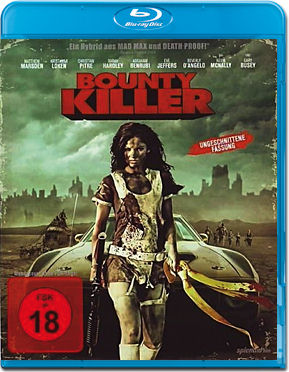 Bounty Killer Blu-ray