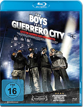 The Boys from Guerrero City Blu-ray