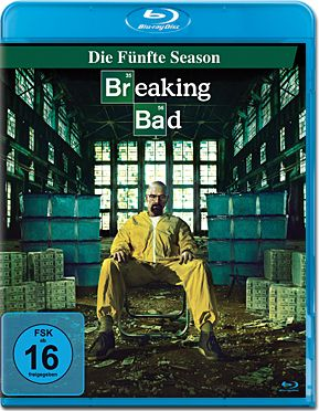 Breaking Bad: Season 5 Box Blu-ray (3 Discs)