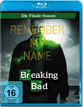 Summary of Breaking Bad Seasons 1-6 DVD Box Set