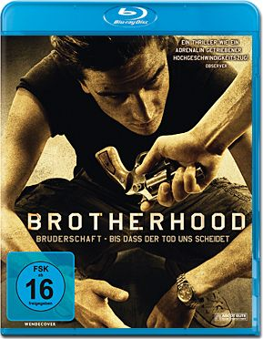 Brotherhood (2010) - Steelbook Edition Blu-ray