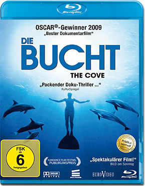Die Bucht - The Cove Blu-ray
