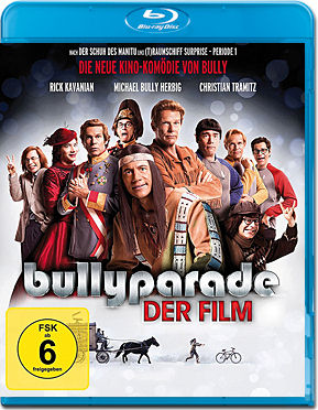 Bullyparade: Der Film Blu-ray